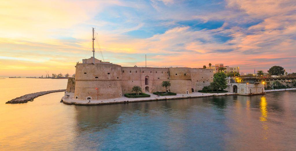 Relais Histò San Pietro sul Mar Piccolo 5*