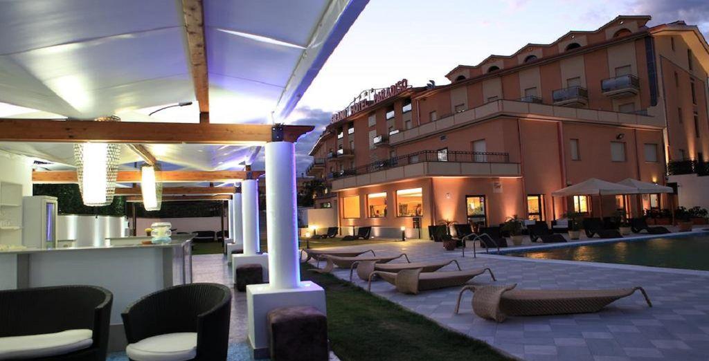 Benvenuti al Grand Hotel Paradiso 4*