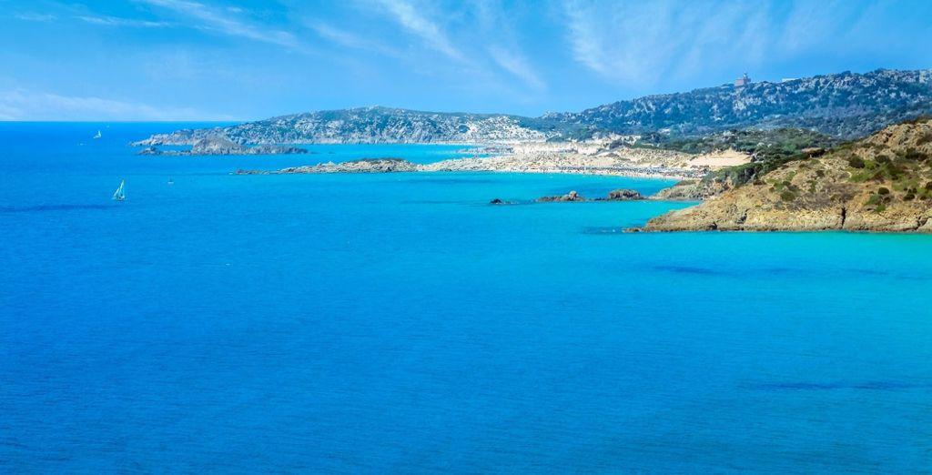 Partite alla scoperta della Sardegna e di tanti luoghi meravigliosi da esplorare