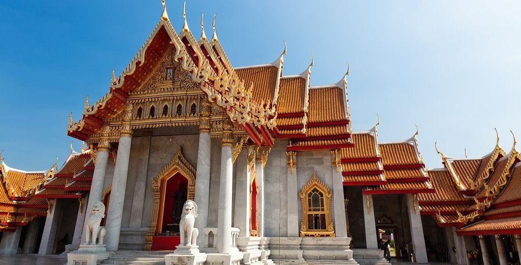 e i suoi templi che rievocano il passato