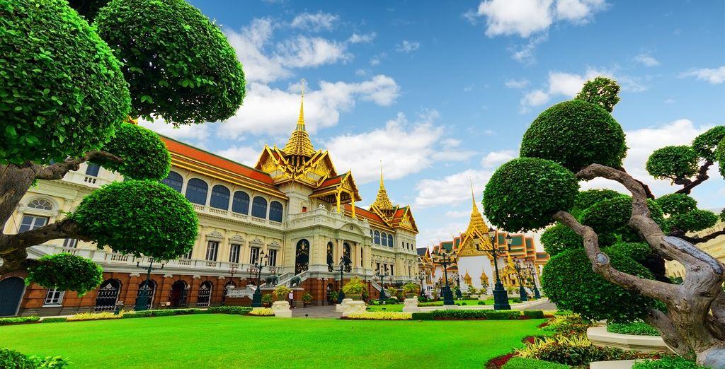 come il Grande Palazzo Reale
