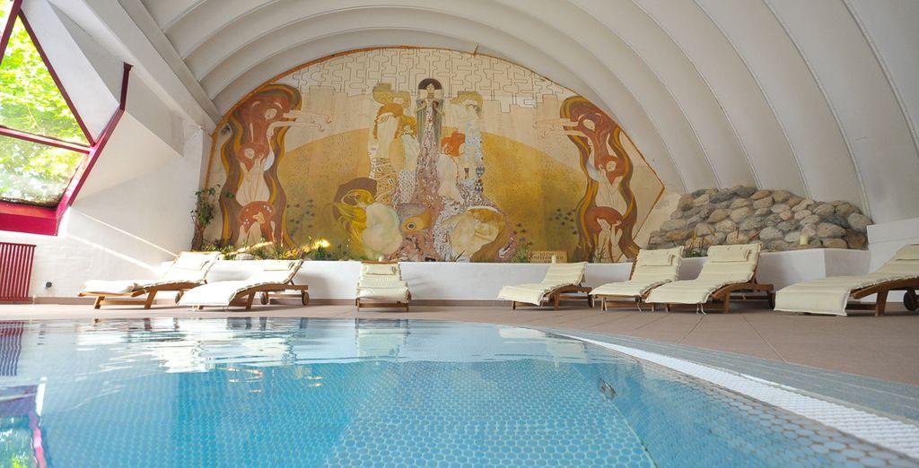 Il luogo ideale per il vostro relax