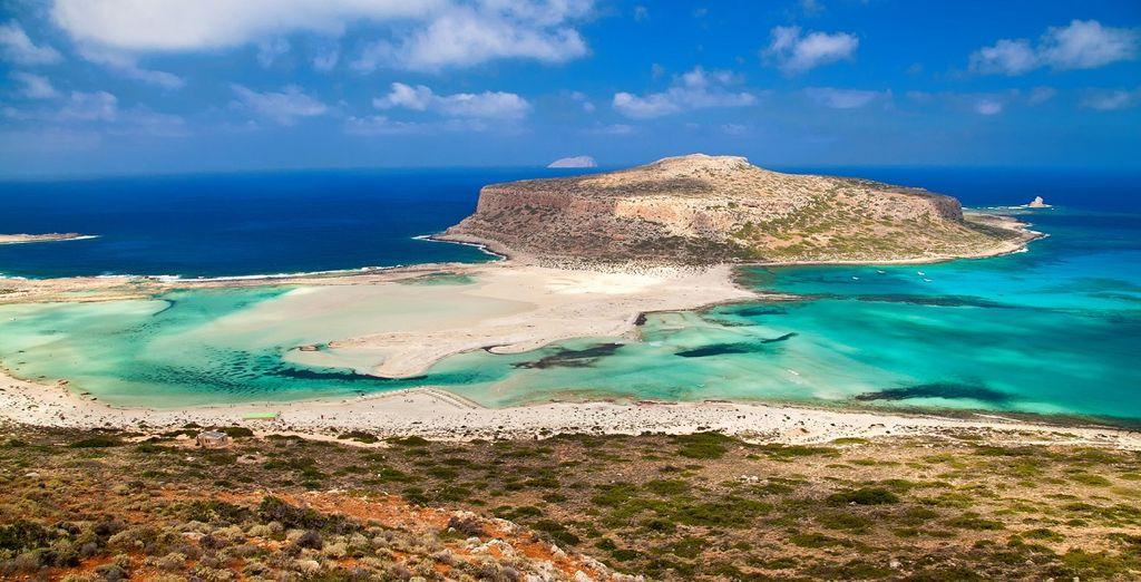 Creta vi regalerà scenari mozzafiato