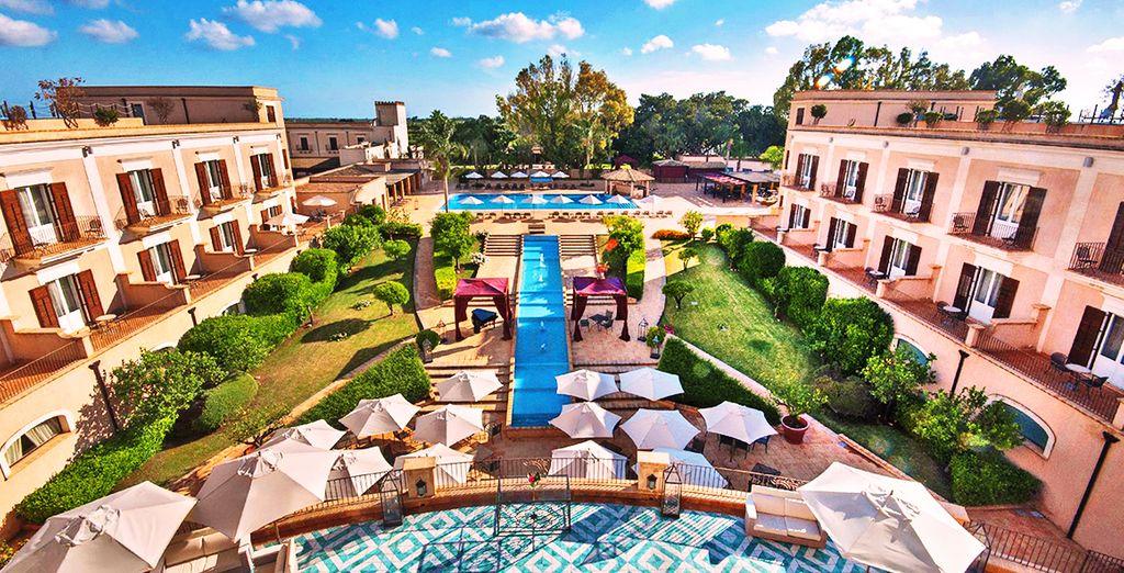 Benvenuti nella splendida Sicilia