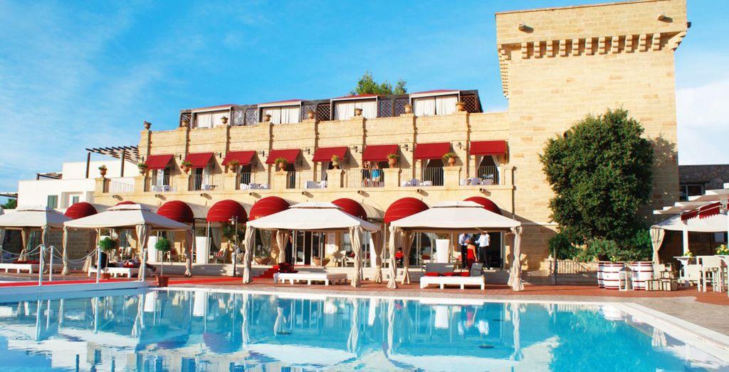 Benvenuti in Salento, dove vi aspetta il Messapia Resort 4*