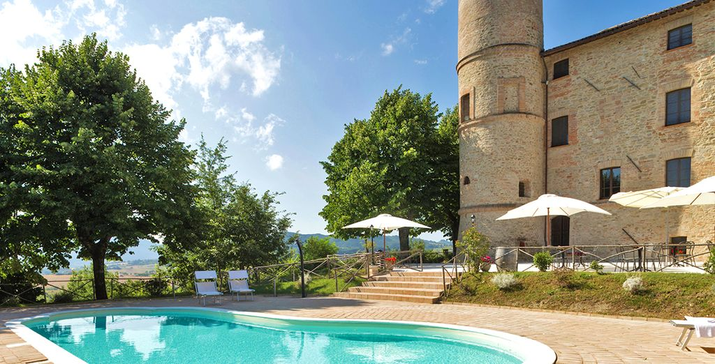 Benvenuti al Castello di Baccaresca