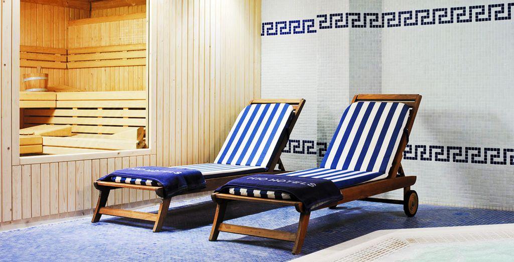 rilassandovi e godendo appieno della vostra vacanza