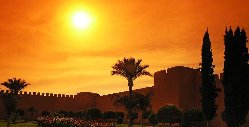partite alla scoperta delle meraviglie del Marocco
