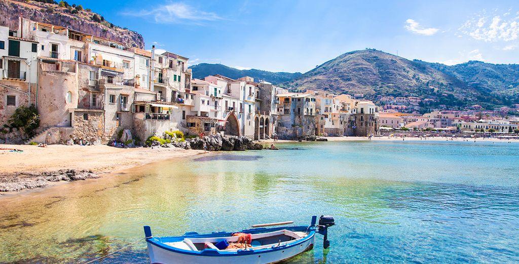 la Sicilia vi aspetta!