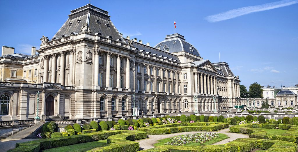 Bruxelles vi affascinerà.