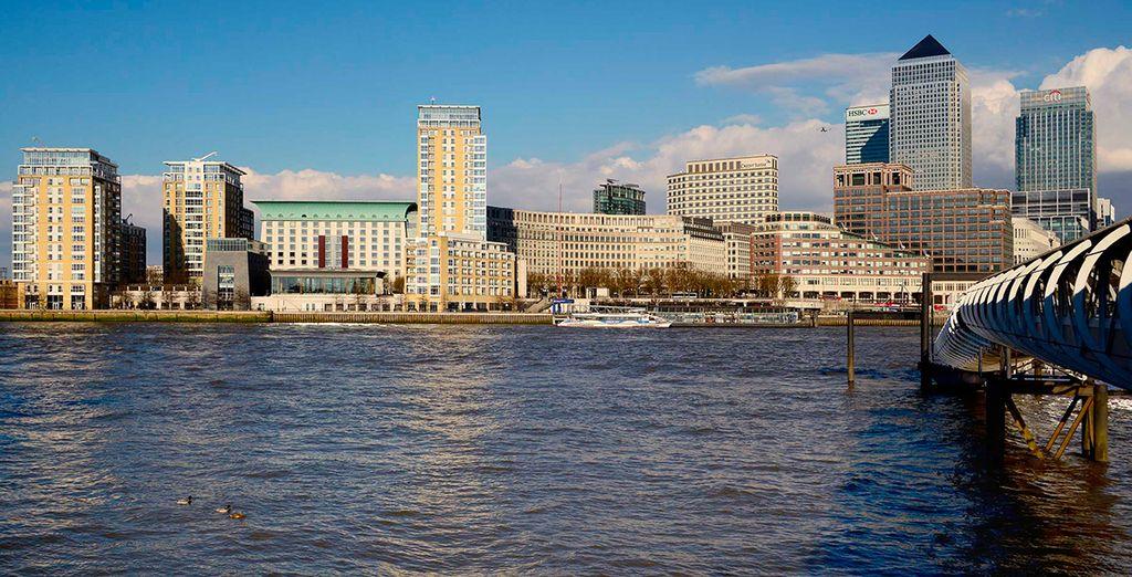 Andate alla scoperta del vecchio porto di Londra