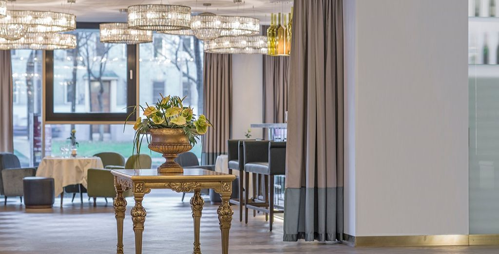 Falkensteiner Hotel Wien Margareten 4*S è lieto di accogliervi
