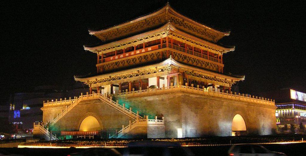 Xian è una città di grande fascino