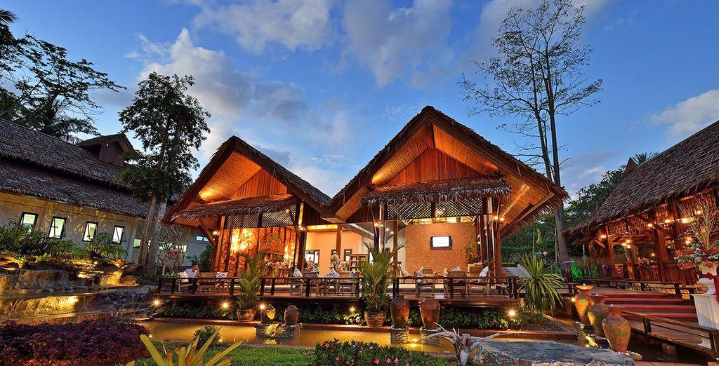 Dove soggiornerete all'Aonang Fiore Resort & SPA 4*