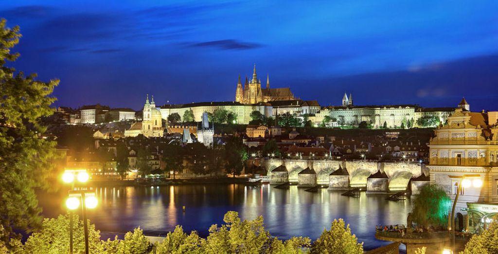 Lasciatevi trasportare dai luoghi e dalla tradizione della cultura di Praga.