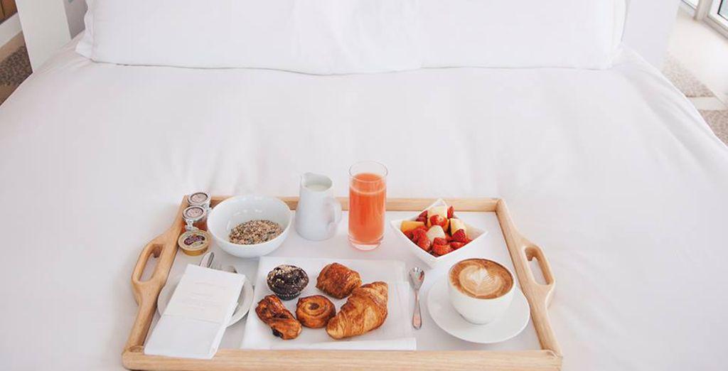 Iniziate al meglio le vostre giornate con un'ottima prima colazione