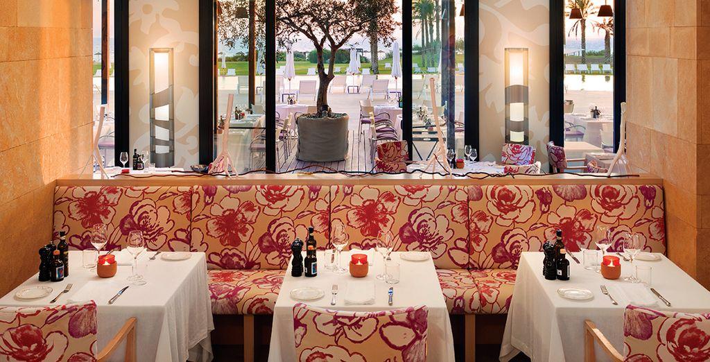 Scoprite tutti i ristoranti e bar del resort, ognuno unico e particolare