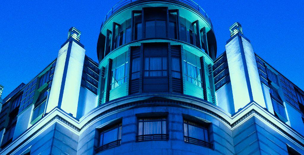 Il Radisson Blu Royal Hotel è il luogo ideale per una vacanza alla scoperta della città