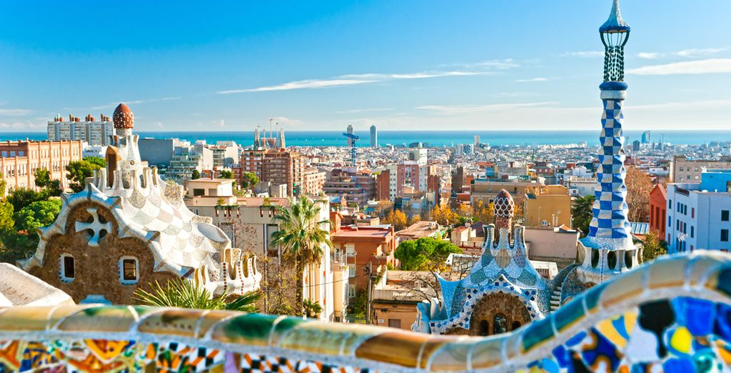 Lasciatevi conquistare dal fascino di Barcellona
