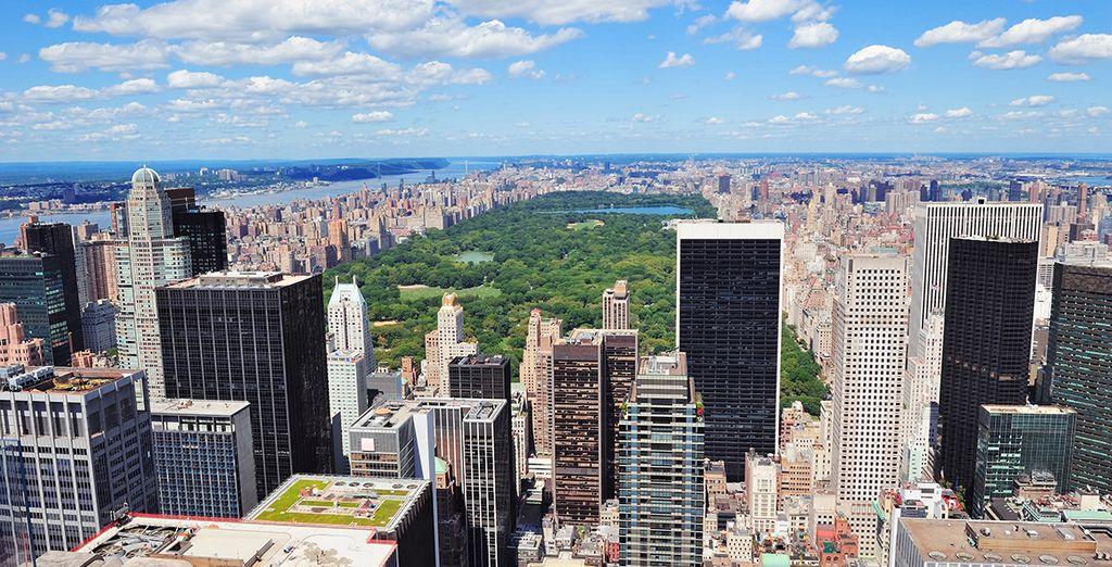 Concedetevi una passeggiata nel celebre Central Park
