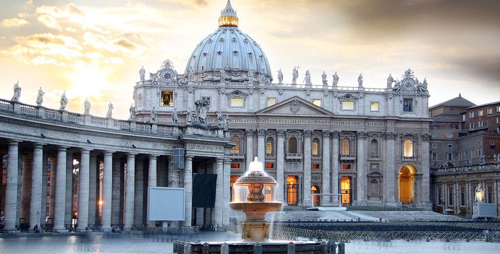 an Pietro a Roma