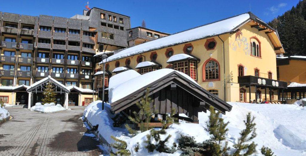 Il Relais Des Alpes è pronto ad accogliervi
