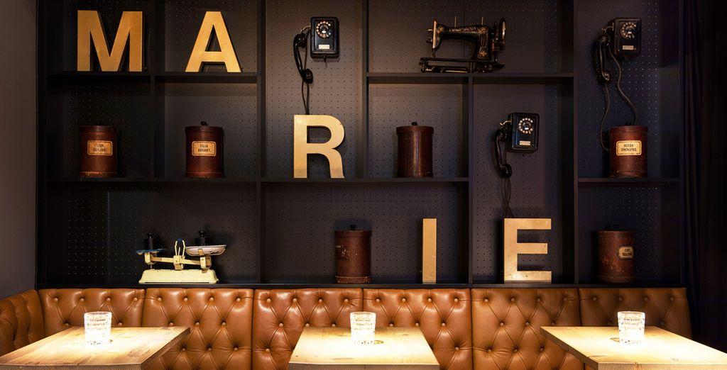 Il Ruby Marie Hotel Vienna vi aspetta