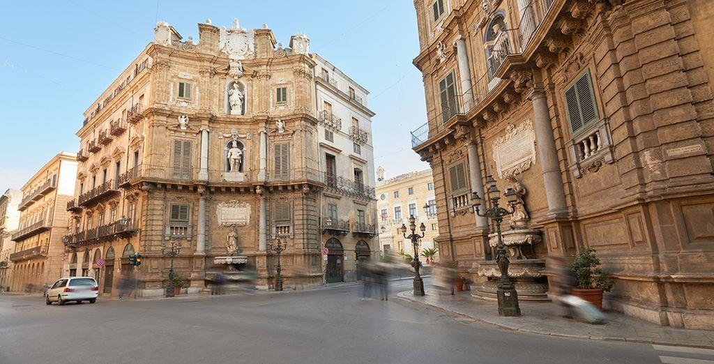 Scoprite Palermo con la sua storia e le sue tradizioni
