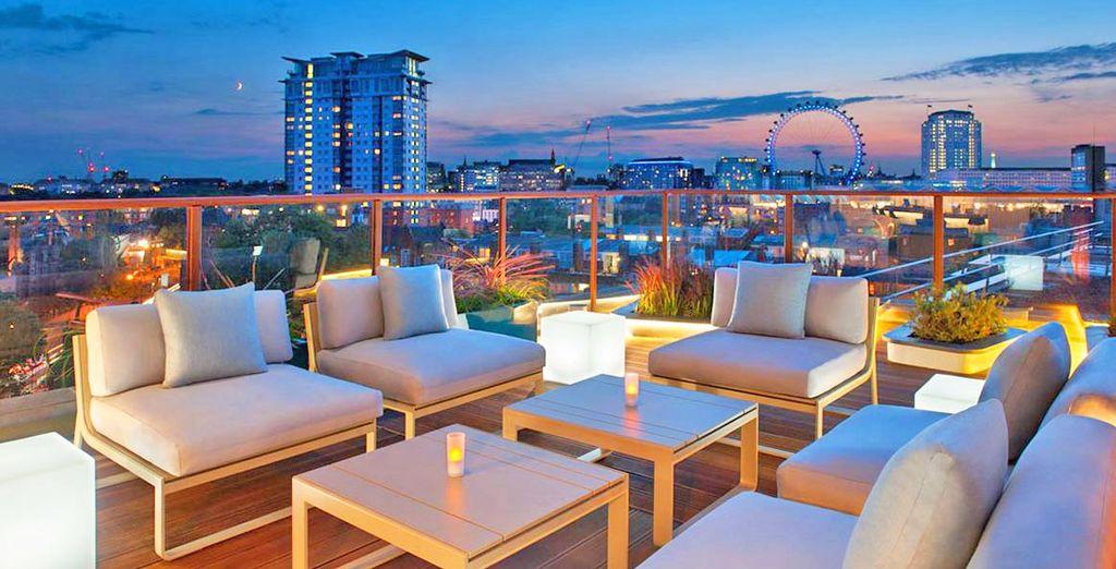 Regalatevi un soggiorno con vista sul London Eye