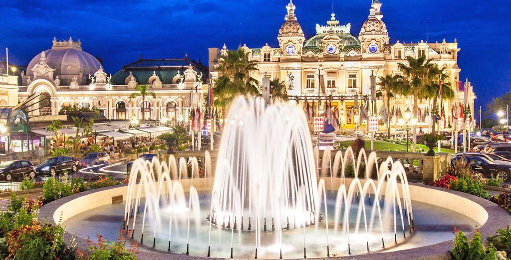 Scoprite l'eleganza e il lusso di Monte Carlo