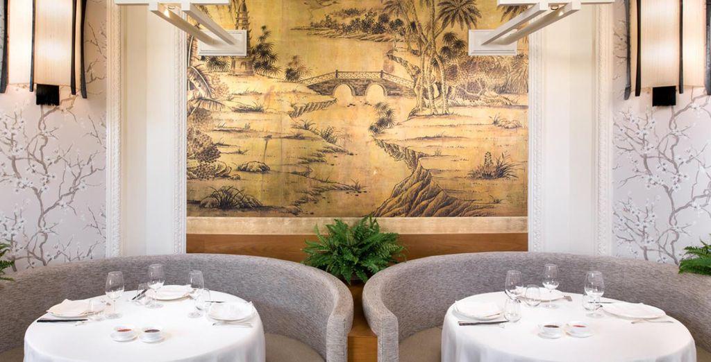 il Café Saigon propone i sapori dell'estremo oriente