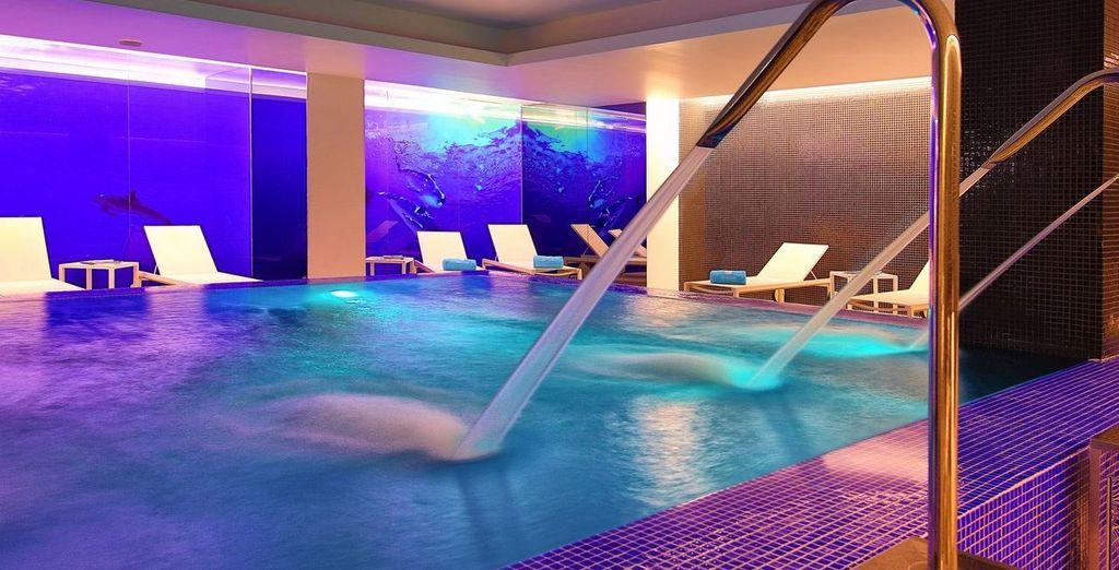 un'oasi di relax e benessere dedicata a voi stessi