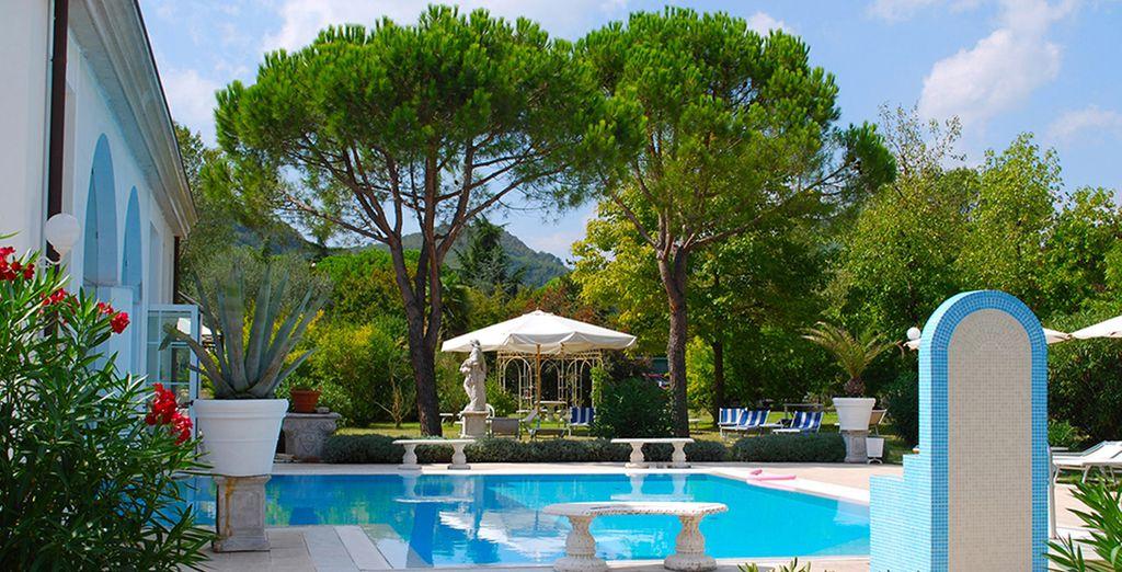 Dove potrete concedervi una vacanza di relax
