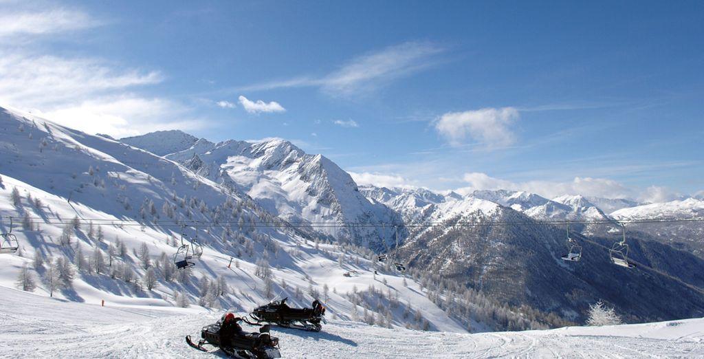 Sestriere, una località dall'indiscutibile fascino alpino vi aspetta