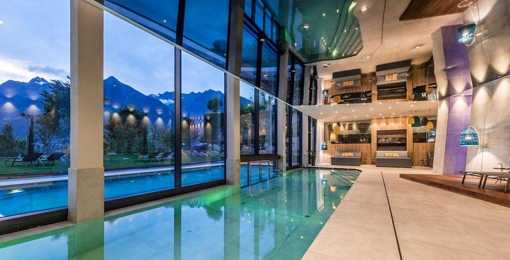Lo Schenna Resort 4*S vi attende
