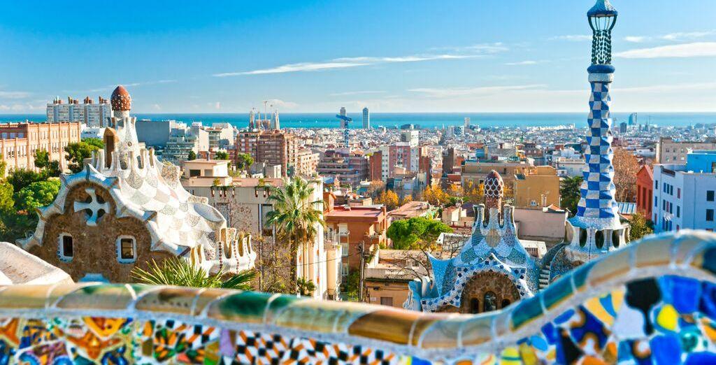 Nella splendida Barcellona