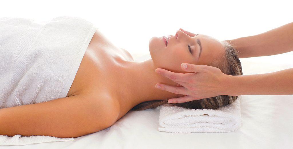 in esclusiva per i soci Voyage Privé potrete godere di un massaggio di 15 minuti per persona