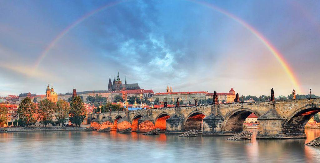 Partite per un soggiorno davvero indimenticabile a Praga