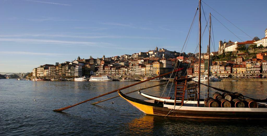 Scoprite la vera essenza di Porto attraversando il fiume e i suoi 6 ponti