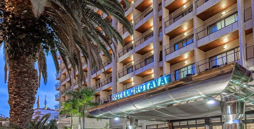 questo hotel sarà il luogo ideale per godere di una vacanza indimenticabile a Tenerife