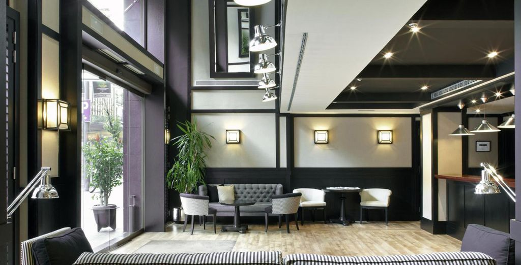 L'hotel Europark di Barcellona vi attende!