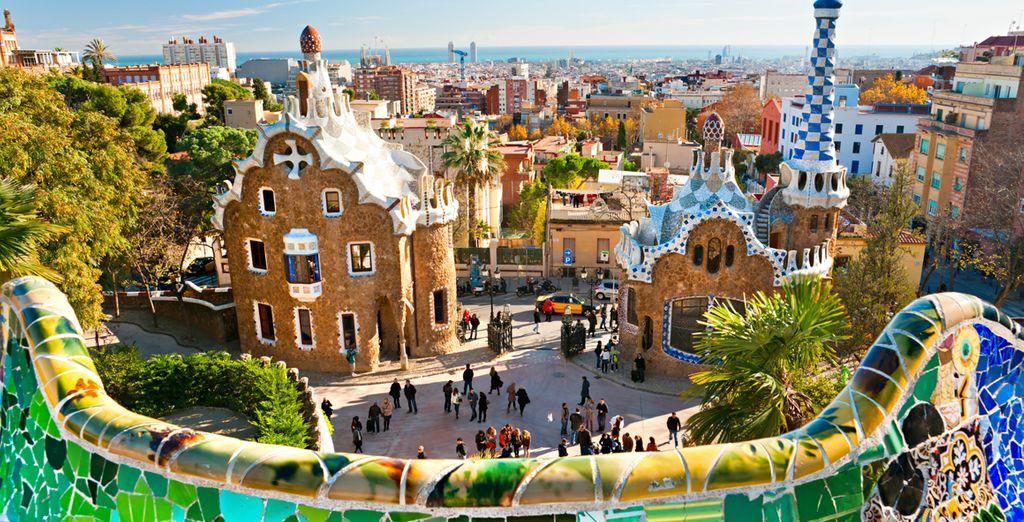 Partite alla scoperta di Barcellona e ammirate la sua incredibile bellezza