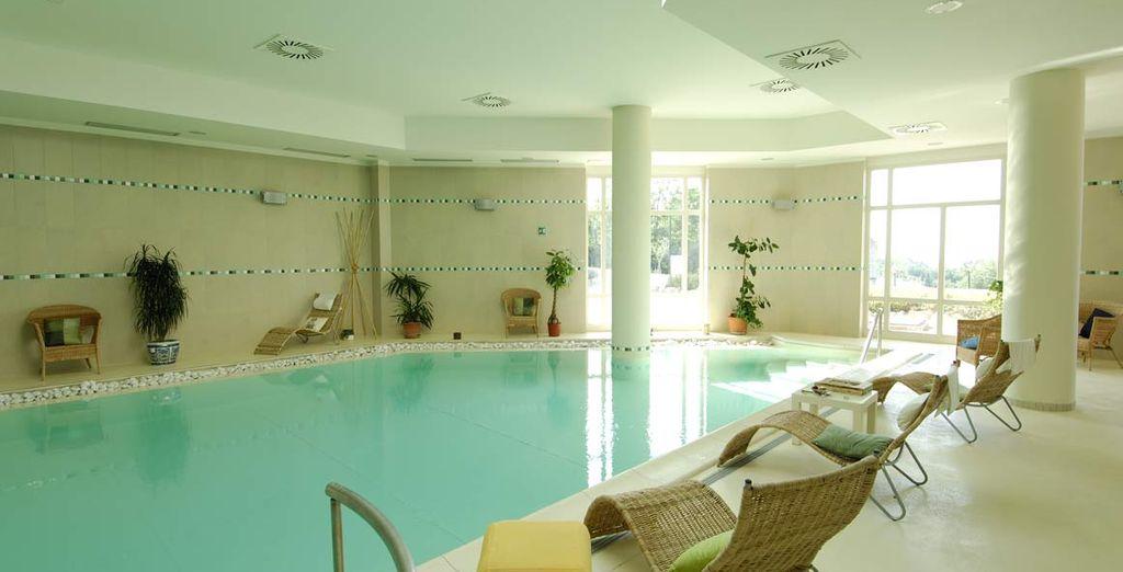 Un soggiorno all'insegna del relax e del benessere