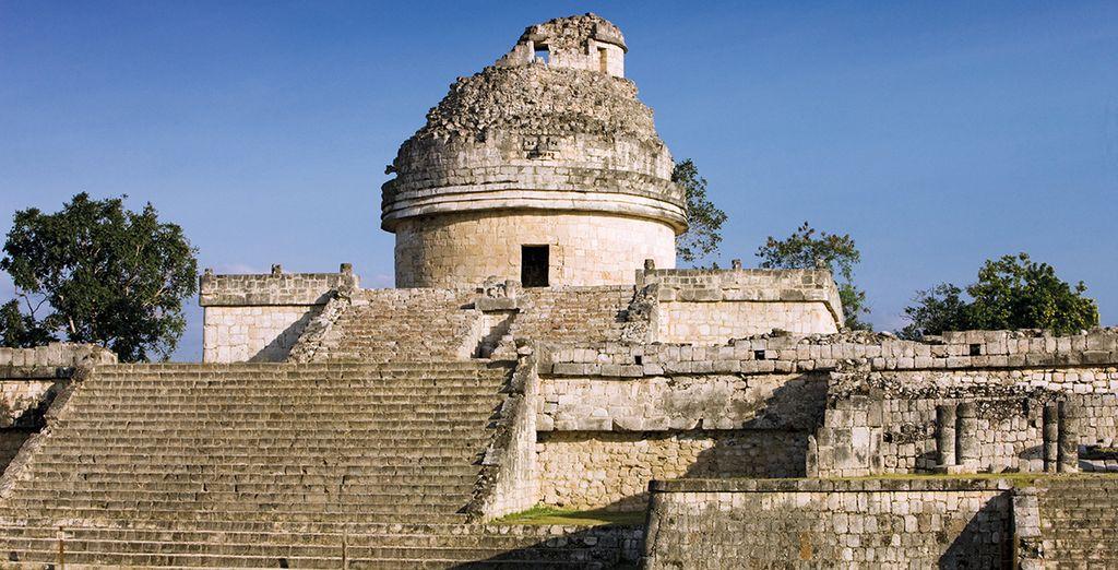 Scoprite Chichen Itza, il sito archeologico più importante dell'antica civiltà Maya