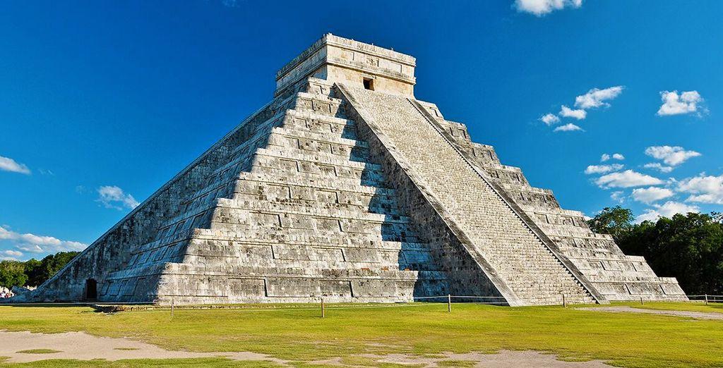 Partite per uno splendido Tour del Messico