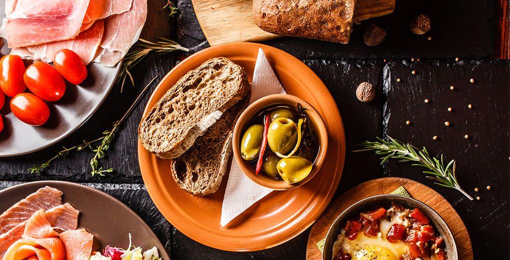 Scoprite la gastronomia tipica spagnola