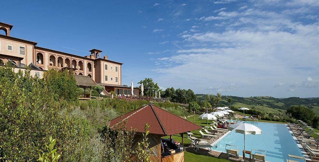 Regalatevi una vacanza nella splendida Toscana!