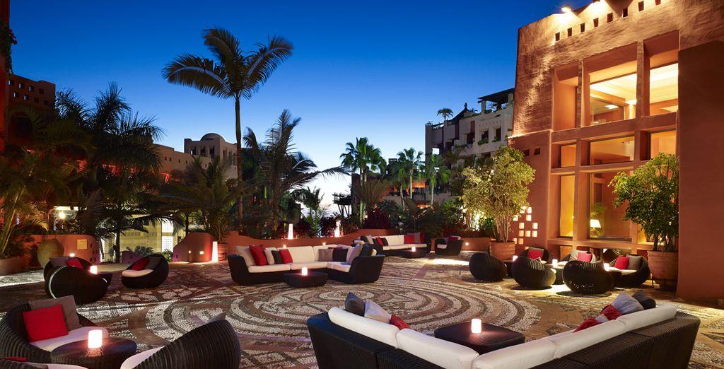 tra le atmosfere lounge e sospese di Tenerife