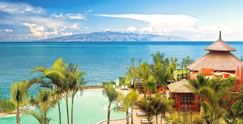 Benvenuti al Ritz Carlton Abama Golf & Spa 5*
