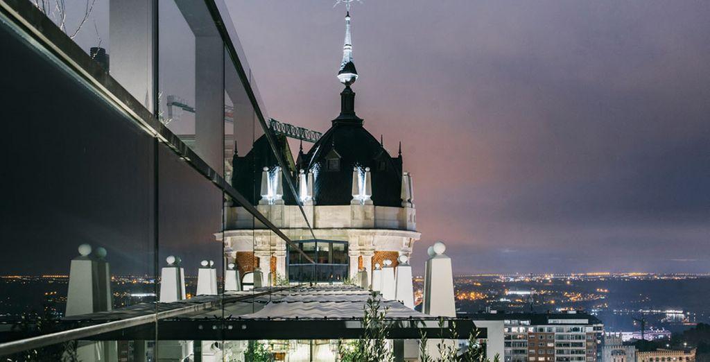 location ideale per un soggiorno di relax e piacere a Madrid